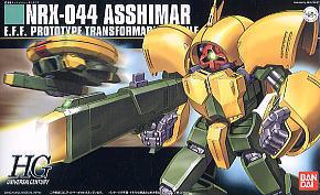 hg1/144 054 NRX-044 asshimar