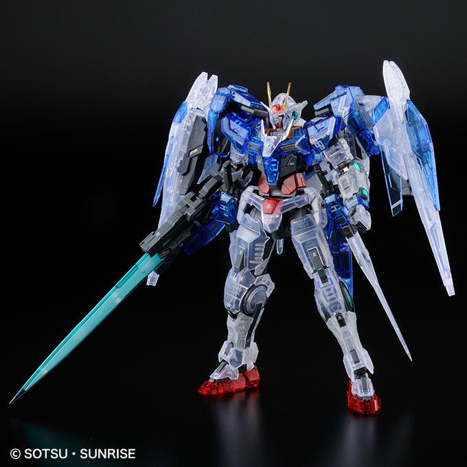 เปิดรับPreorder มีค่ามัดจำ 300 บาท Gundam Base Tokyo RG 1/144 OO Raiser Clear Color