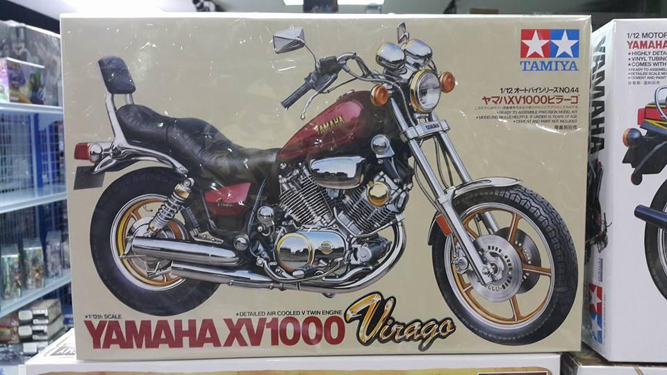 14044 1/12 no.44 yamaha XV1000 virago