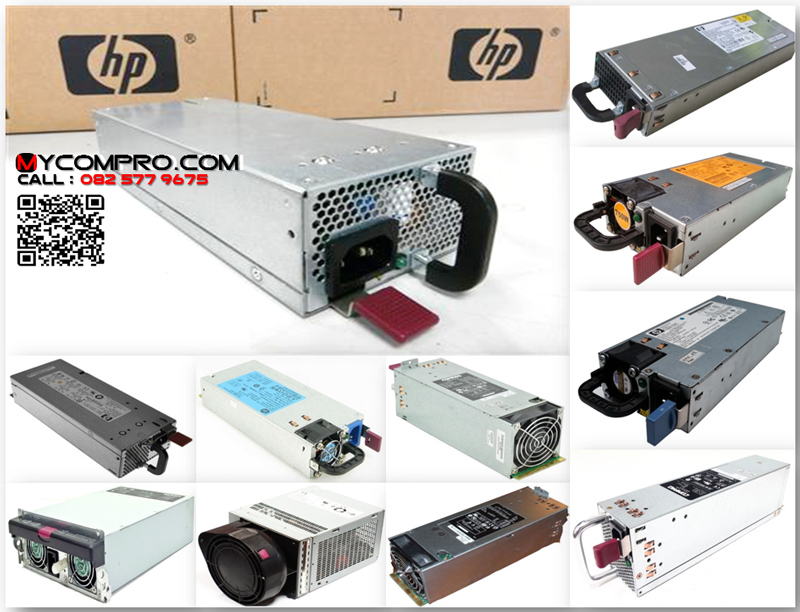 499250-001 [ขาย,จำหน่าย,ราคา] HP 460W High Efficiency Hot-Plug AC Power Supply