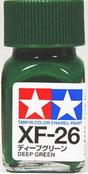 80326 Enamel (Flat) XF26 deep green