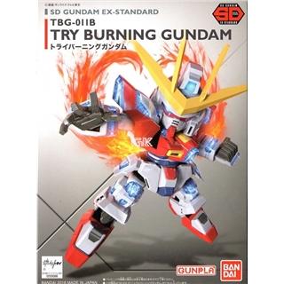09066 sd ex-standard 011 Try Burning Gundam 600yen