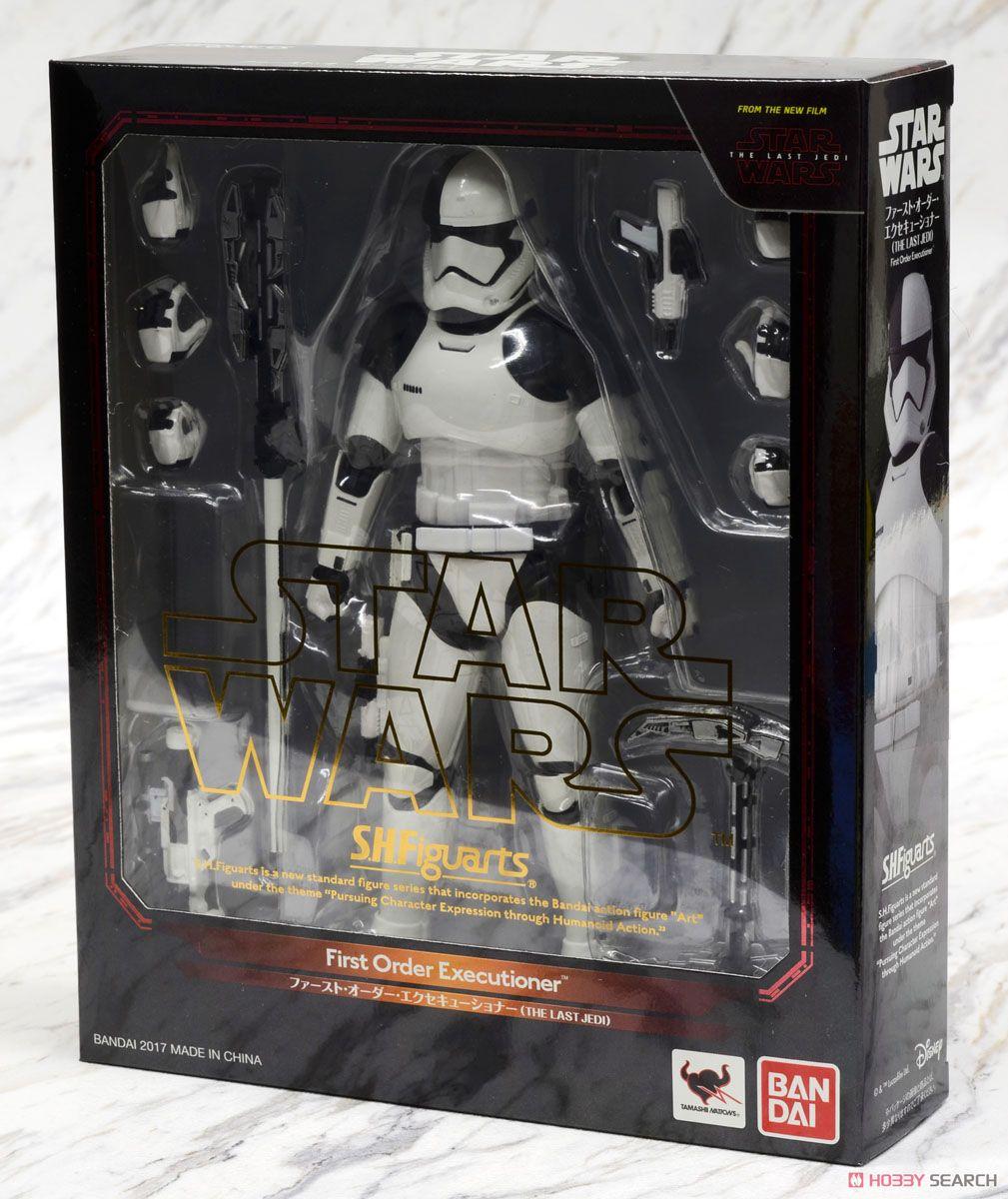 (มี1รอเมลฉบับที่2 ยืนยันกก่อนโอนเงินครับน )S.H.Figuarts First Order Executioner (The Last Jedi) (Completed)