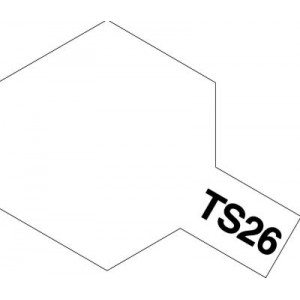 TS-26 Pure white