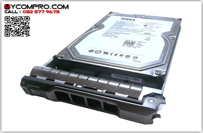 """GFVJV [ขาย,จำหน่าย,ราคา] Dell 2TB 6G 7.2K 3.5"""" SAS Hdd"""