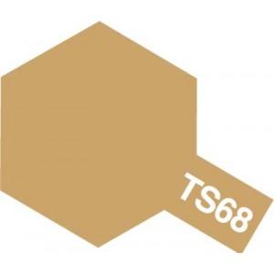 TS-68 wooden deck tan