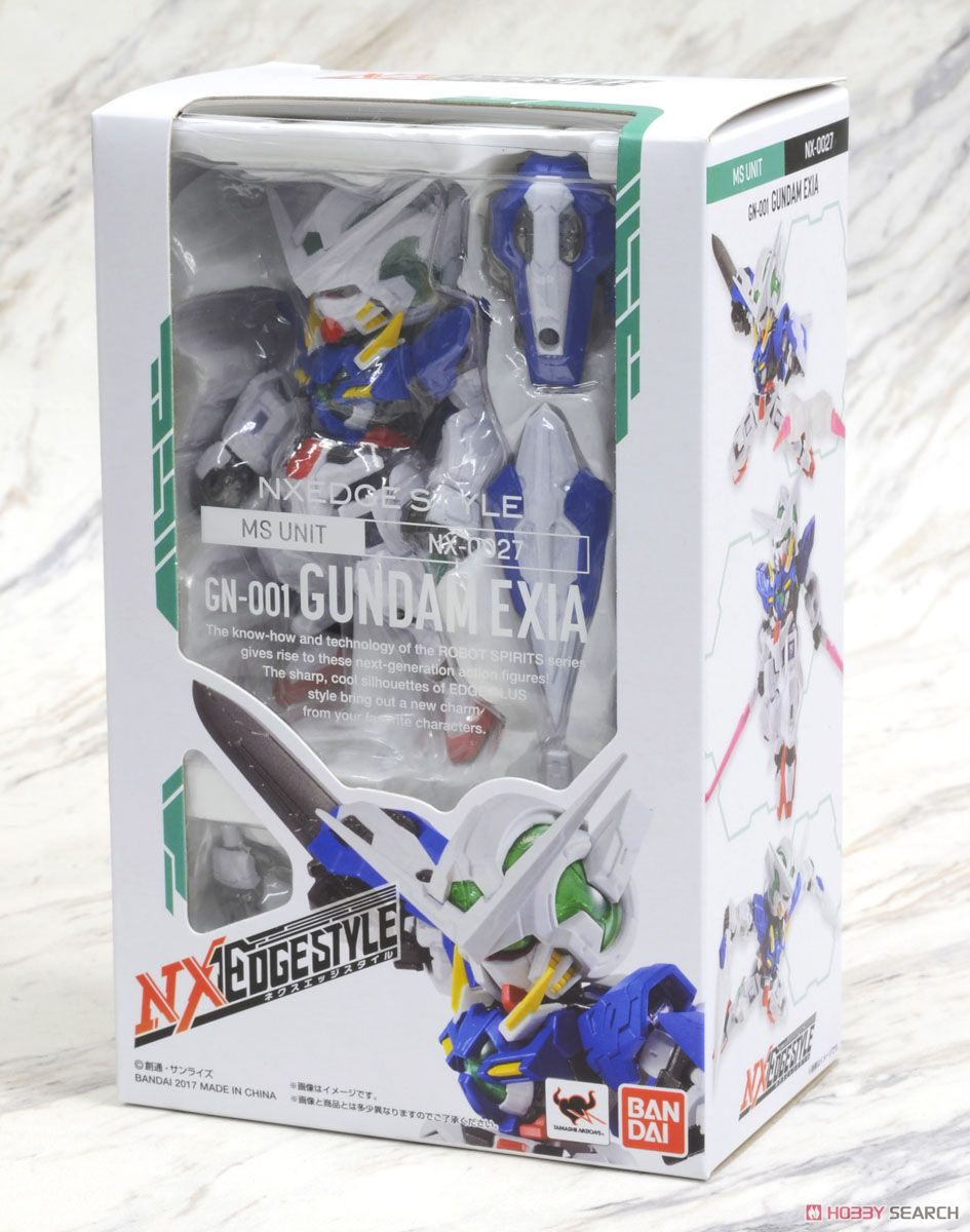 Nxedge Style [MS UNIT] Gundam Exia (Completed)