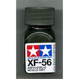 80356 Enamel (Flat) XF56 metallic grey