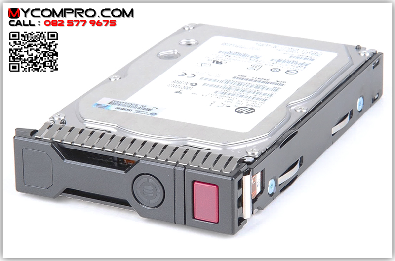 """623391-001 [ขาย, จำหน่าย, ราคา] HP 600GB 3.5"""" SAS 15K 6Gb/s Non Hot-Plug Server Hdd"""