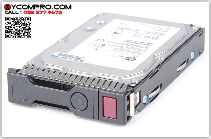 516814-S21 [ขาย, จำหน่าย, ราคา] HP 300GB 6G 15K 3.5-IN DP SAS Server Hdd
