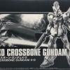 (มี1ตัว รอเมลฉบับที่2 ยืนยันก่อนโอน )P-bandai HGUC 1/144 Crossbone Gundam X-0