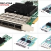 X2040B [ขาย จำหน่าย ราคา] NetApp X2040B Single port FCAL Controller Card w/HSSDC Copper GBIC for Disk