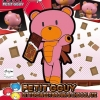 14453 HGPG 1/144 Petit'gguy12 Bittersweetbrown & ChocolateGundam Model Kits 550yen
