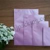 ซองฟอยล์ สีชมพูเงา (Glossy Foil Flat Pouch - Pink)