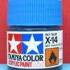81514 acrylic mini x-14 sky blue
