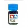 80023 Enamel X23 clear blue