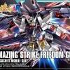 (มี1 รอเมลฉบับที่2 ยืนยันก่อนโอนเงิน ) HGBF 1/144 Amazing Strike Freedom Gundam Gundam Model Kits 2300yen