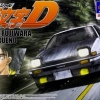 1/24 Initial D Takumi Fujiwara AE86 Trueno Project D Specification (Model Car)