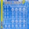 (มี1รอเมลฉบับที่2 ยืนยันก่อนโอน )ppc-tn05 double ball joint (clear) 600y