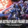 hg 1/144 57 astray blue frame second L 1700yen