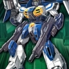 Hg 1/100 GW-9800-B Gundam Air Master Burst (1/100) (Gundam Model Kits)