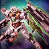 P-bandai MG 1/100 OO Qan(T) (Trans-Am mode) Special coating) ล็อตตัวแทนไทย
