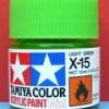 81515 acrylic mini x-15 light green