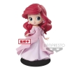 Banpresto 35685 Q POSKET DISNEY CHARACTERS-ARIEL PRINCESS DRESS-(B PINK DRESS) //สูง14cm