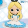 Banpresto 35602 Q POSKET SUGIRLY DISNEY CHARACTERS -ALICE-(B MILKY COLOR VER)ฟ้าก่อน
