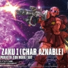 16379 HG 1/144Zaku I (Char Aznable`s) 1,700Yen (Gundam Model Kits)