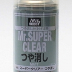 B-514 Mr. Super Clear matt 170ml.