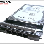 0R734K Dell 500GB 7.2K RPM 6G SFF SAS Hdd