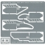 (เหลือ 1 ชิ้น รอเมล์ฉบับที่2 ยืนยัน ก่อนโอน) 74105 Fine Craft Saw III (Thick) หนา 0.15 มม.