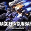 29451 hg1/144 06 105Dagger + Gunbarrel (Gundam Model Kits 1500yen