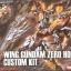 hobby japan no.032 + wing gundam zero honoo custom kit