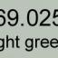mecha vallejo 69. 025 light green 17 ml.