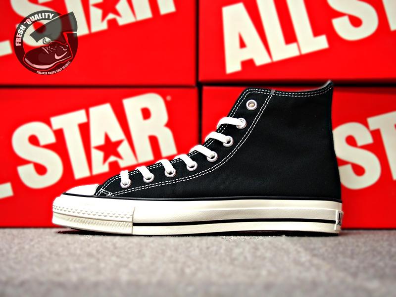 a3f864eb3b7a CONVERSE CANVAS ALL STAR J HI BLACK  MADE IN JAPAN  - Converse Japan