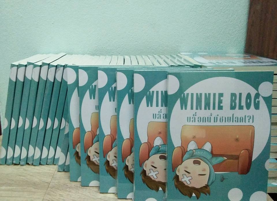WINNIE BLOG by Diamond-S (And Winie)