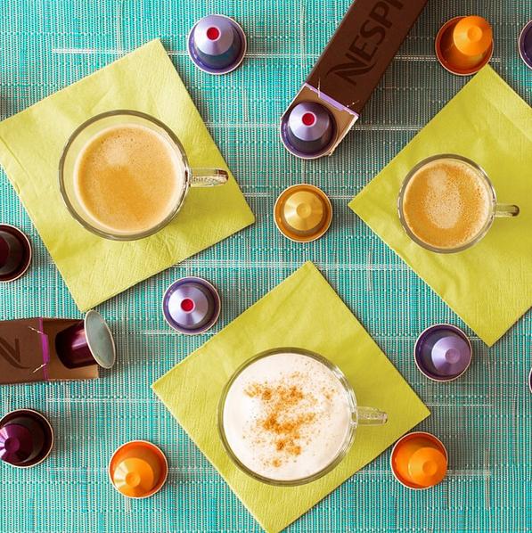 กาแฟแคปซูล ระดับพรีเมี่ยม
