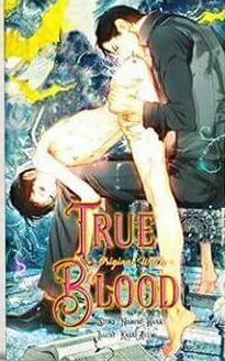 TRUE BLOOD + ปกสวม + ตอนพิเศษ + โปสการ์ด + ที่คั่น (รอบจอง) *พร้อมส่ง