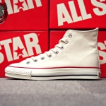 CONVERSE CANVAS ALL STAR J HI NATURAL WHITE  MADE IN JAPAN  6a0731cc066e8