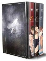 Boxset ไร้พ่าย By Snufflehp 3 เล่มจบ + ที่คั่นจิบิ 5 แบบ
