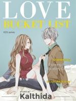 Love Bucket List By Kalthida (กัลฐิดา) หนังสือทำมือ *พร้อมส่ง