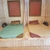 ผ้าปูที่เตียงนวด คาดลายไทย