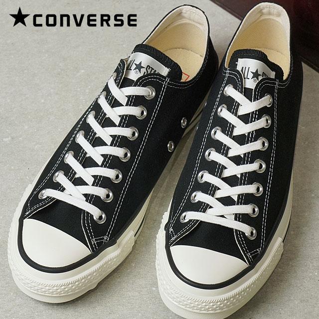 9b7fae5f127 CONVERSE CANVAS ALL STAR J OX BLACK【MADE IN JAPAN】 - Converse ...