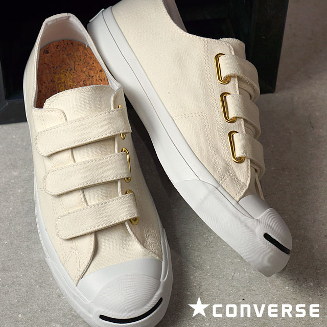 CONVERSE JACK PURCELL V-3 CANVAS - OFF WHITE - Converse Japan ... 28118caae