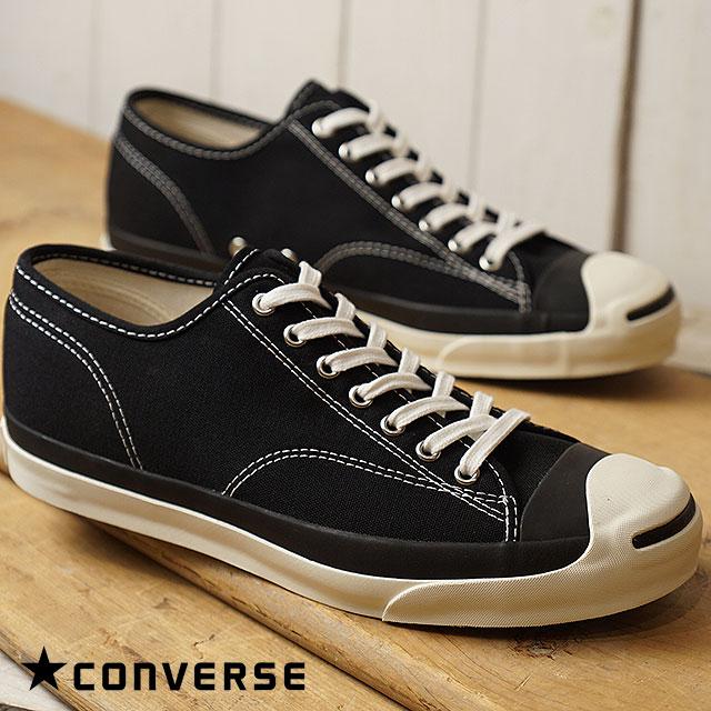 f824d37873b3 CONVERSE JACK PURCELL RET COLORS - BLACK - Converse Japan